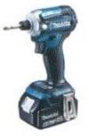 マキタ 18V (6.0Ah) 充電式インパクトドライバTD171D【電池1個仕様】 青