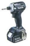 マキタ 18V (6.0Ah) 充電式インパクトドライバTD171D【電池1個仕様】 黒