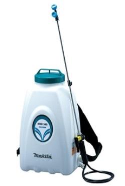 マキタ 18V (1.5Ah) 充電式噴霧器MUS154DSH【フルセット】【背負式】