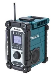マキタ 充電式ラジオ MR107【本体のみ】※バッテリ、充電器別売