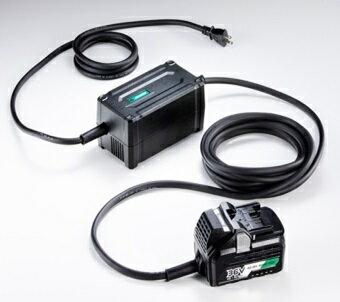 ★マルチボルト★HiKOKI[日立工機]マルチボルト蓄電池対応AC/DCアダプタET36A※蓄電池は付属しておりません。【H01】