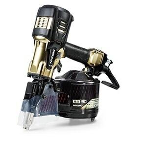 HiKOKI 正規店 高圧ロール釘打機 NV90HR2 ケース付セット パワー切替機構付 ハイゴールド S 評価 新着セール