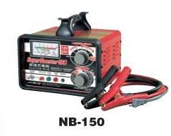 スーパーブースター150150A12V/24V兼用タイマー付急速充電器NB-150 [NB150]日動