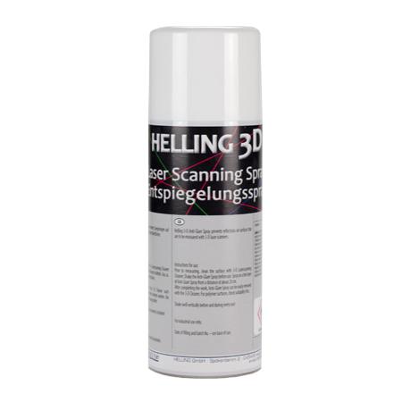 Helling 3D Anti Glare Scan Spray 1.0lbs(420ml)ヘリング 3D AntiGlareスプレー3Dレーザー、スキャニング用反射防止剤3D Scan Spray Laser Design