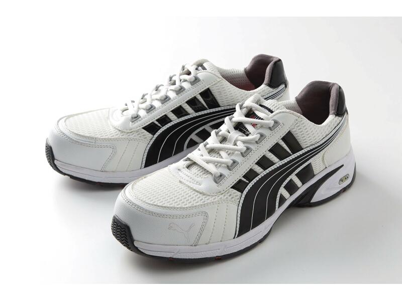 4f7f1f29 27.0cm Puma safety boots No. 64.225.0[642250]speed low white / black Speed  Low White/Black Motion Protect puma safety Puma safety