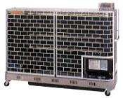業務用遠赤外線電気ヒーター(50Hz)ホカット(単相100V)(50Hz)業務用暖房機SE-20[SE20]静岡精機(シズオカ)