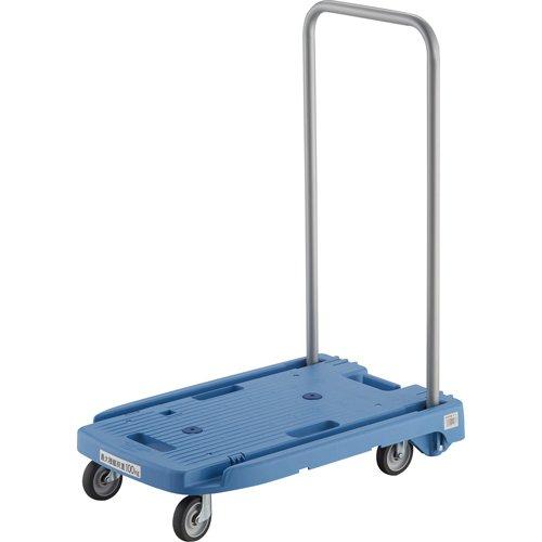 こまわり君 少音G車輪(ブルー)小型樹脂台車MP-6039N2-B [MP6039N2B]818-6971TRUSCO(トラスコ中山)