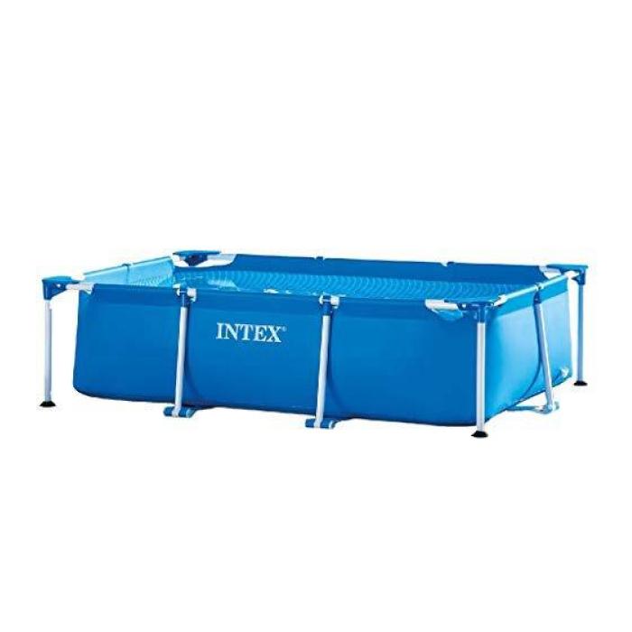 家庭用 自宅 で楽しむ 大型プール ファミリープール INTEX インテックス 28271 格安 価格でご提供いたします 注文後の変更キャンセル返品 2.6M 大型 1.6M X プール フレームプール レグタングラープール