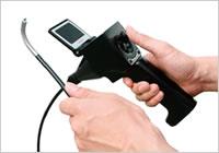 柔らかな質感の アールエフ φ6.9mm先端可動式ビデオ内視鏡VJ(ケーブル長1.5m):TOOLINGNET店-DIY・工具