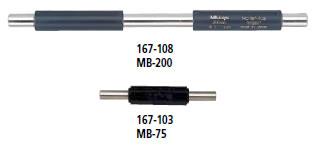 167シリーズ167シリーズ マイクロメータ基準棒MB-1250, インナー通販エルドシック:73a1bb9a --- sunward.msk.ru