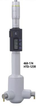 468シリーズ 三点式内側 マイクロメータ HTD-200R