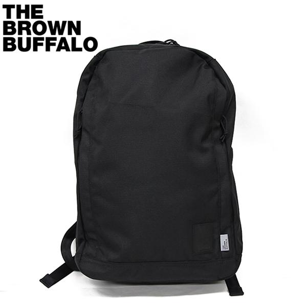 【THE BROWN BUFFALO】(ザ ブラウン バッファロー) バリスティックナイロン コンシール バックパック BLACK/CONCEAL BACKPACK - BALLISTIC ビジネス バッグ カジュアルバッグ デイパック 旅行 GW