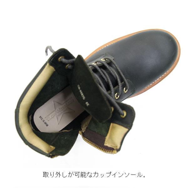 (慢了狮子) 油克里斯蒂平原 MID 皮靴橄榄橄榄