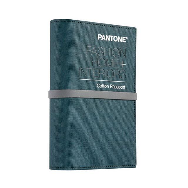 【送料無料】パントン・ファッション・ホーム+インテリア コットン版/コットンパスポート