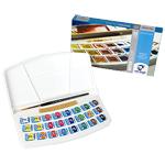 ヴァンゴッホ固形水彩絵具 24色セット