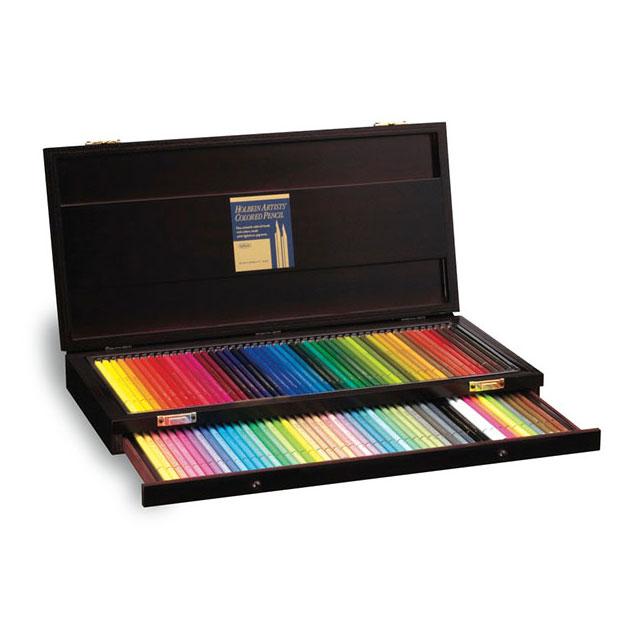 ホルベイン アーチスト色鉛筆 100色セット(木函入)