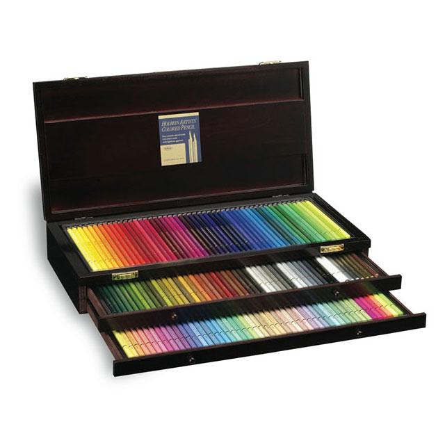 ホルベイン アーチスト色鉛筆 150色セット(木函入)
