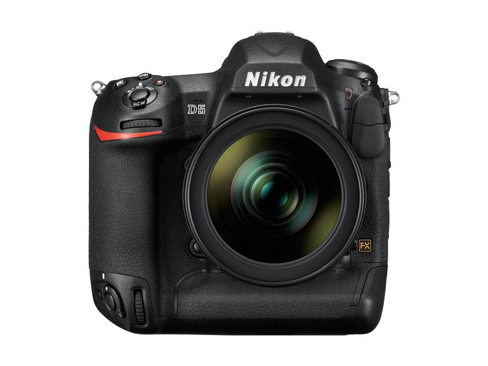Nikon ニコン D5 ボディ(CF-Type)(レンズ別売り)