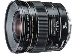 Canon キヤノン EF20mm F2.8 USM