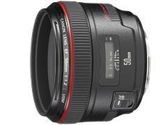 Canon キヤノン EF50mm F1.2L USM