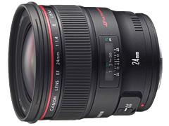 Canon キヤノン  EF24mm F1.4L II USM