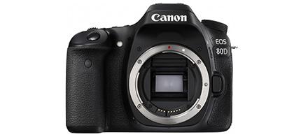 【新品】Canon キヤノン EOS 80D(W)・ボディー(レンズ別売り)