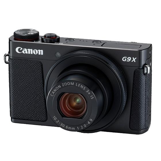キヤノン CANON コンパクトデジタルカメラ PowerShot G9 X Mark II(BK ブラック)