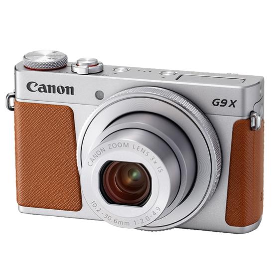 キヤノン CANON コンパクトデジタルカメラ PowerShot G9 X Mark II(SL シルバー)
