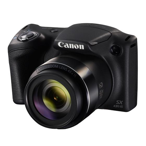 キヤノン CANON コンパクトデジタルカメラ PowerShot SX430 IS