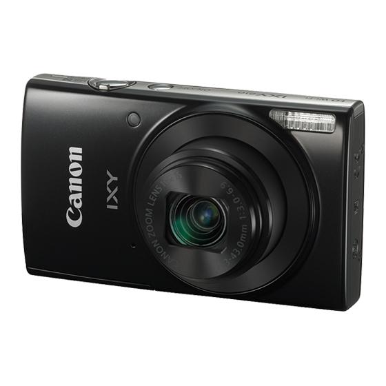 キヤノン CANON デジタルカメラ IXY 210 (BK)ブラック
