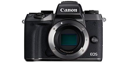 Canon キヤノン EOS M5・ボディー ミラーレスカメラ(レンズ別売り)