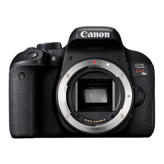 【新品】Canon キヤノン EOS Kiss X9i ボディー(レンズ別売り)