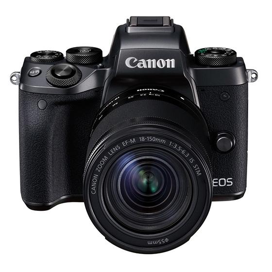 【新品】Canon キヤノン EOS M5・EF-M18-150 IS STMレンズキット