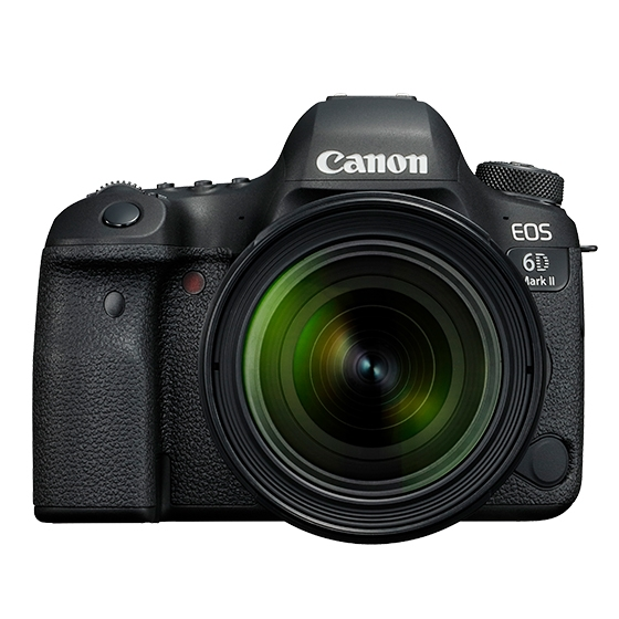 Canon キヤノン EOS 6D Mark II・24-70 F4L IS USM レンズキット