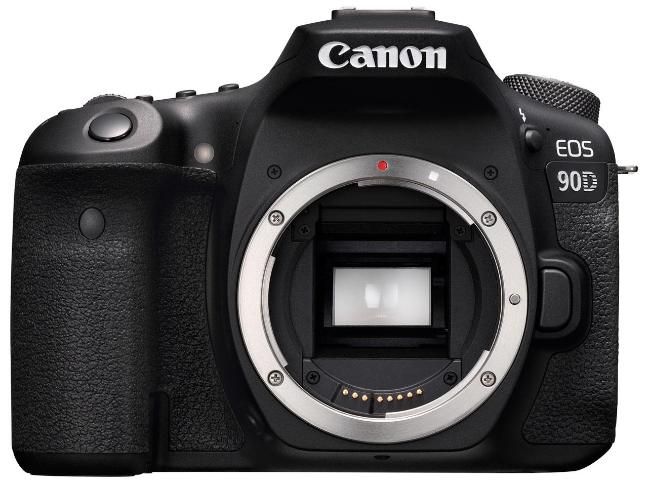 【新品】Canon キヤノン EOS 90D・ボディー(レンズ別売り)