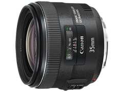 Canon キヤノン EF35mm F2 IS USM