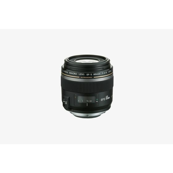 Canon キヤノン EF-S60mmF2.8 マクロ USM