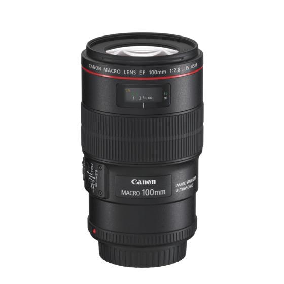 Canon キヤノン EF100mm F2.8L マクロ IS USM