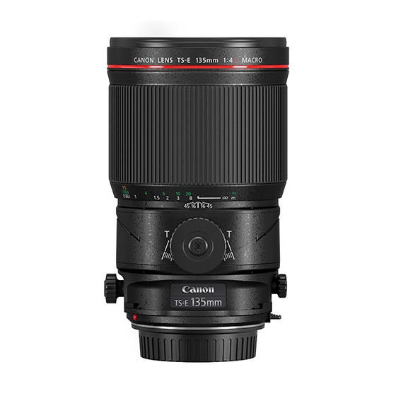 Canon キヤノン TS-E135mm F4L マクロ