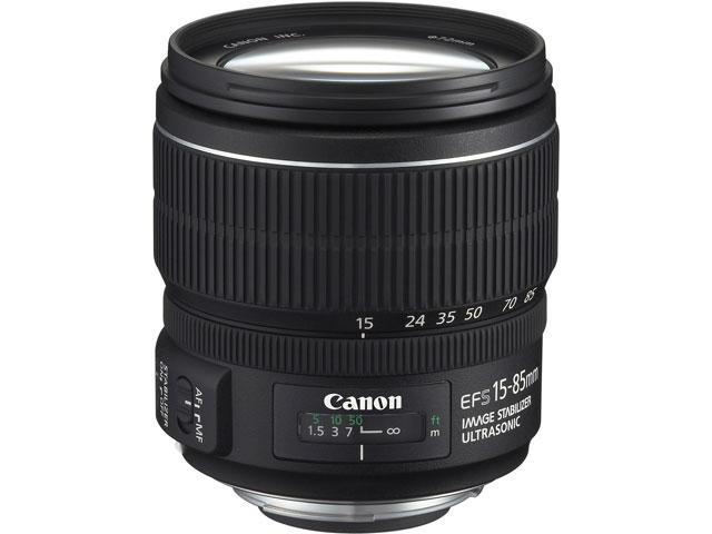 キヤノン Canon EF-S15-85mm F3.5-5.6 IS USM