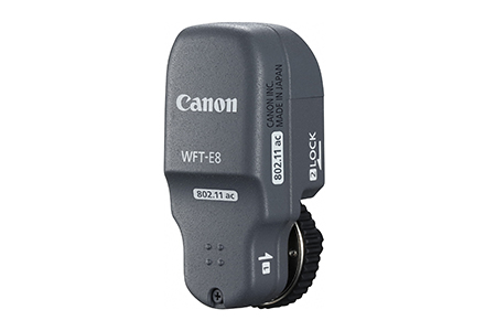 キヤノン CANON ワイヤレスファイルトランスミッター WFT-E8B