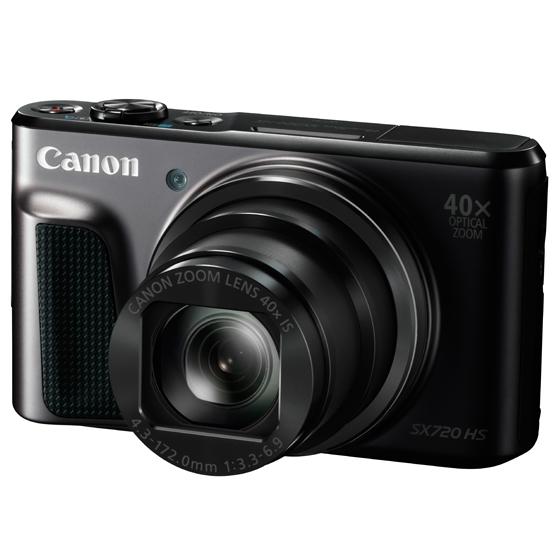 キヤノン CANON デジタルカメラ PowerShot SX720 HS (BK)