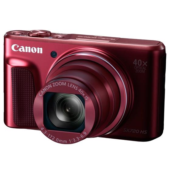 キヤノン CANON デジタルカメラ PowerShot SX720 HS (RE)