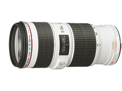 Canon キヤノン EF70-200mm F4L IS USM