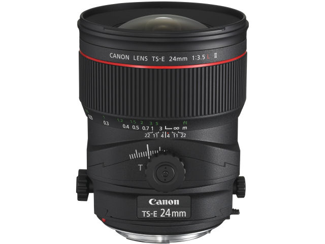 キヤノン Canon TS-E17mm F4L