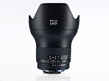 Carl Zeiss カールツァイス Milvus 2.8/21 ZF.2 (ニコン)