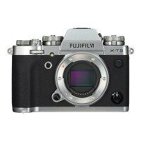 FUJIFILM フジフイルム X-T3 ボディ シルバー(レンズ別売り)