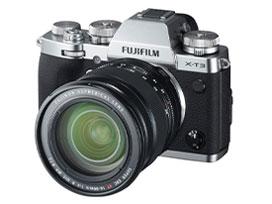 フジフイルム FUJIFILM X-T3 XF16-80mmF4 R OIS WRレンズキット(シルバー)