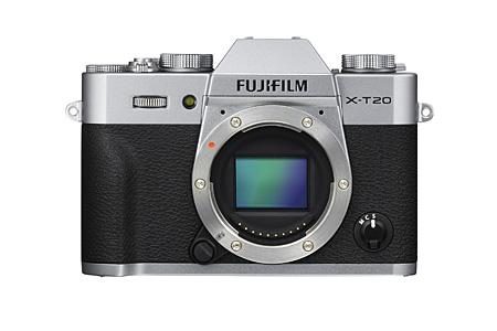 FUJIFILM フジフイルム X-T20 ボディ SL(シルバー)(レンズ別売り)
