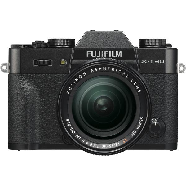 フジフイルム FUJIFILM X-T30 XF18-55mm レンズキット [ブラック]